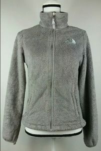 The North Face Full Zip Fleece Jacket Sweater
